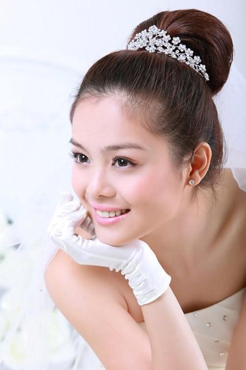 3 bí quyết trang điểm cô dâu 03