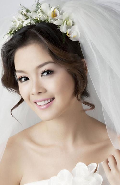 Phụ kiện cho tóc cô dâu 04