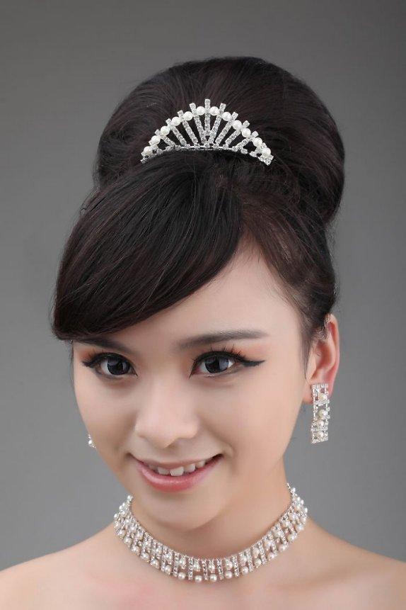 Phụ kiện cho tóc cô dâu 05