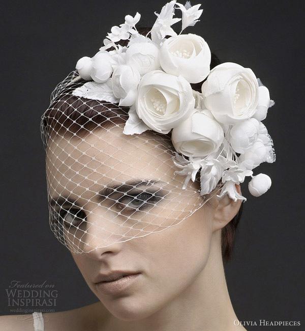 Phụ kiện cho tóc cô dâu 06