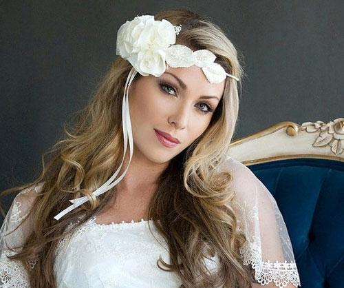 Phụ kiện cho tóc cô dâu 07