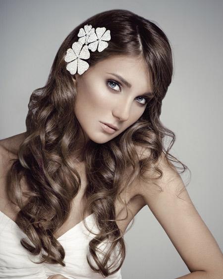 Phụ kiện cho tóc cô dâu 09