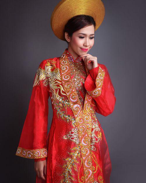 áo choàng cưới 01