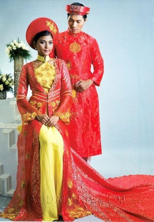 áo choàng cưới 02