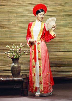 áo choàng cưới 06