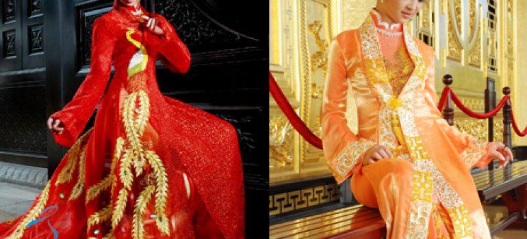 áo choàng cưới 08