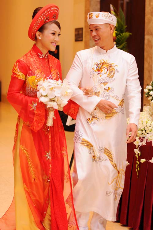 đám cưới Phan Đinh Tùng