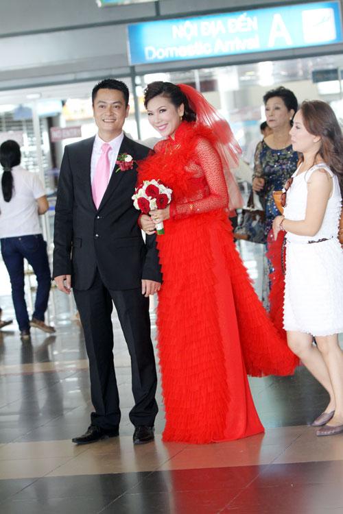 Đám cưới Khánh Ngọc