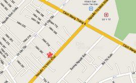 Bản đồ cửa hàng Nguyễn Thị Minh Khai