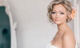 Cô dâu tóc ngắn xinh đẹp