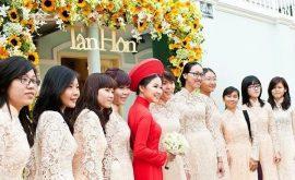 Đám cưới Quỳnh Anh