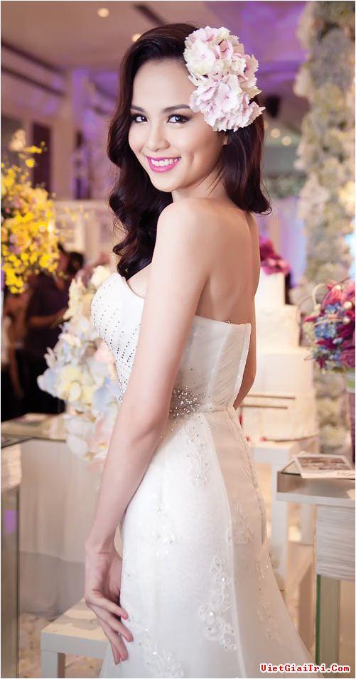 trang điểm cô dâu 01