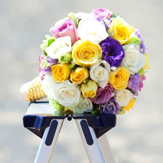 Hoa cưới cho cô dâu mùa xuân 01