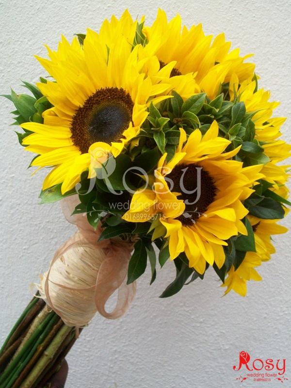 Hoa cưới cho cô dâu mùa xuân 02