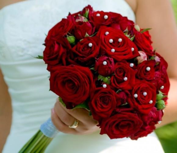 Hoa cưới cho cô dâu mùa xuân 03