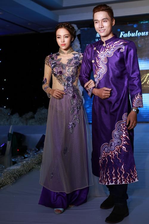 Chọn áo dài cho cô dâu chú rể 06
