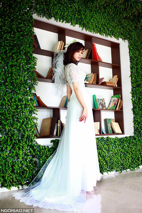 Chọn áo dài cưới theo cung sao 11