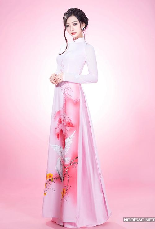 Chọn áo dài cưới theo cung sao 14