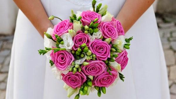 Hoa hồng cưới cầm tay 06