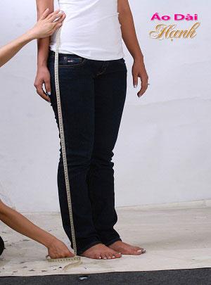 Hướng dẫn lấy số đo áo dài 18