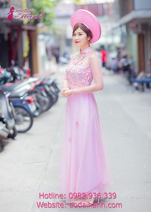 Dịch vụ cho thuê áo dài cô dâu 04