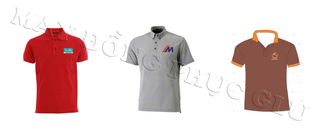 May áo thun đồng phục 02