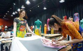 Nhận dạy học may may áo dài uy tín chất lượng