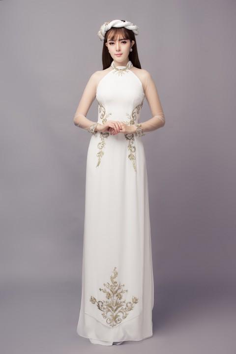 áo dài lễ cưới đẹp tphcm