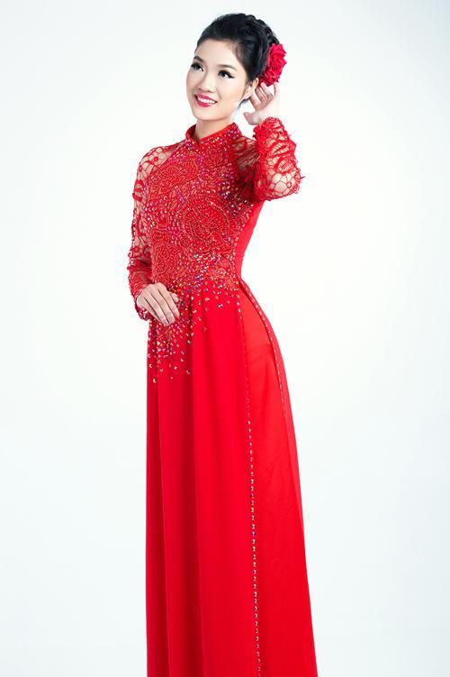 bộ sưu tập áo dài cưới