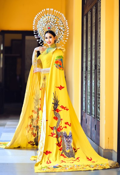 bộ sưu tập váy cưới 2017