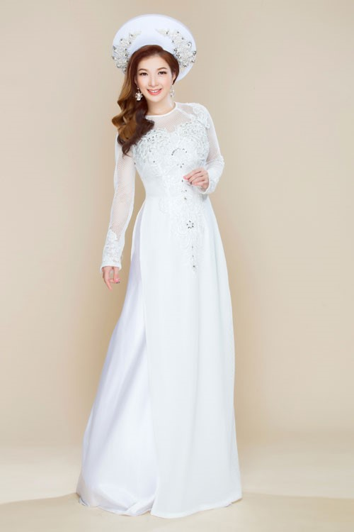 trang phục cưới trẻ trung